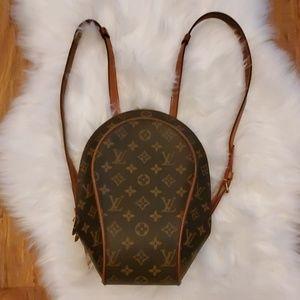 Authentic Louis Vuitton Ellipse Backpack Sac s Dos